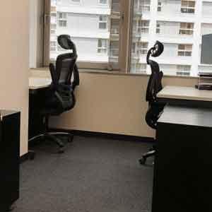 目黒レンタルオフィス2-4名個室